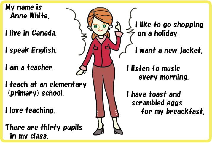 self introduction essay in spanish Use your essay to pick a few incidents or just more or less regular events to attempt and define what your character is at its core find amusing in ordinary and showcase that your job is to present the ordinary stuff that happens to you in a way that will make the reader want to know you better.